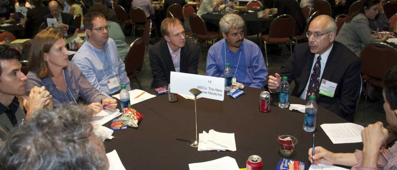 WSCS Lunch Table Discussions