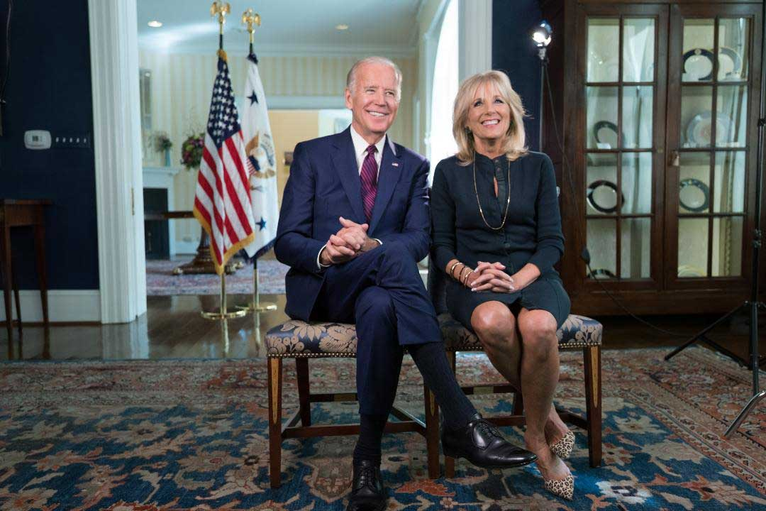 Joe and Jill Biden among several honored at World Stem Cell Summit gala