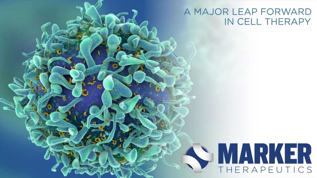 Marker Therapeutics to Present at the Phacilitate Leaders World & World Stem Cell Summit 2019