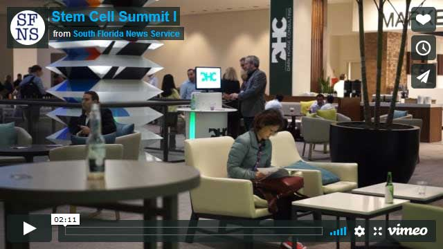 World Stem Cell Summit returns to Miami (Video)