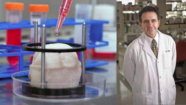 Dr. Anthony Atala Explains the Frontiers of Bioprinting for Regenerative Medicine at Wake Forest