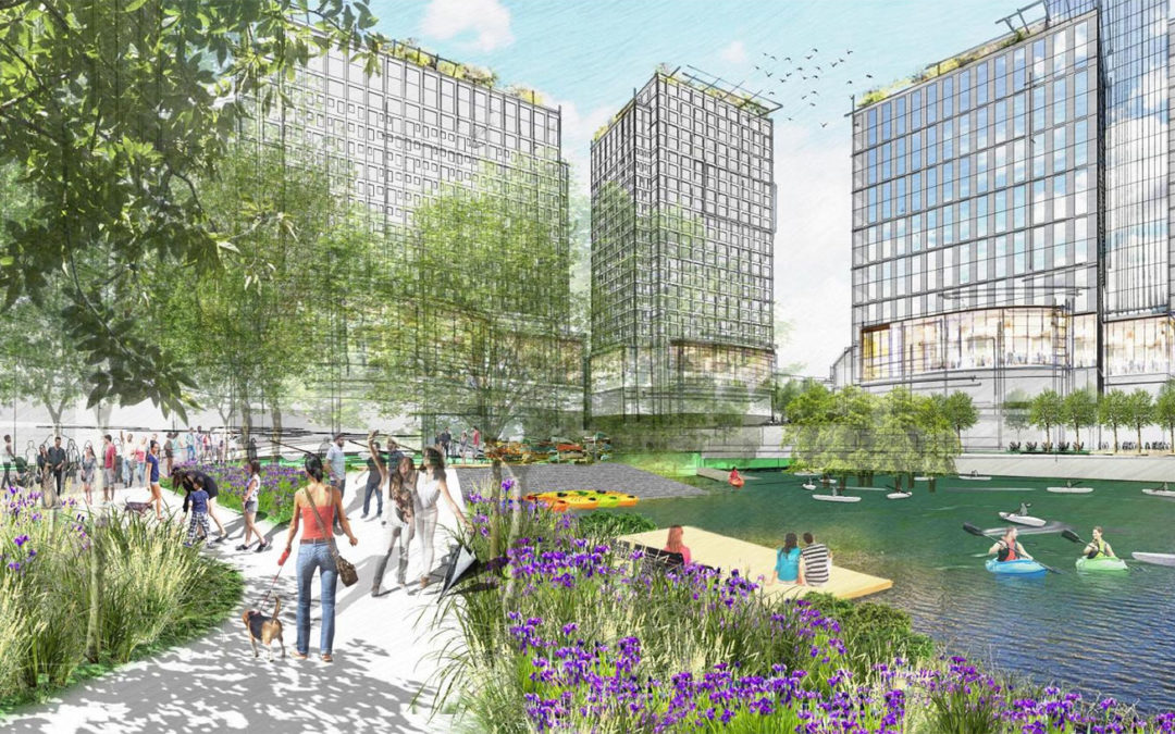 Dynamic Star Appoints Meridian Capital Group to Obtain Equity and Debt for $3.5 Billion Historic Development Along Harlem River in the Bronx, NY