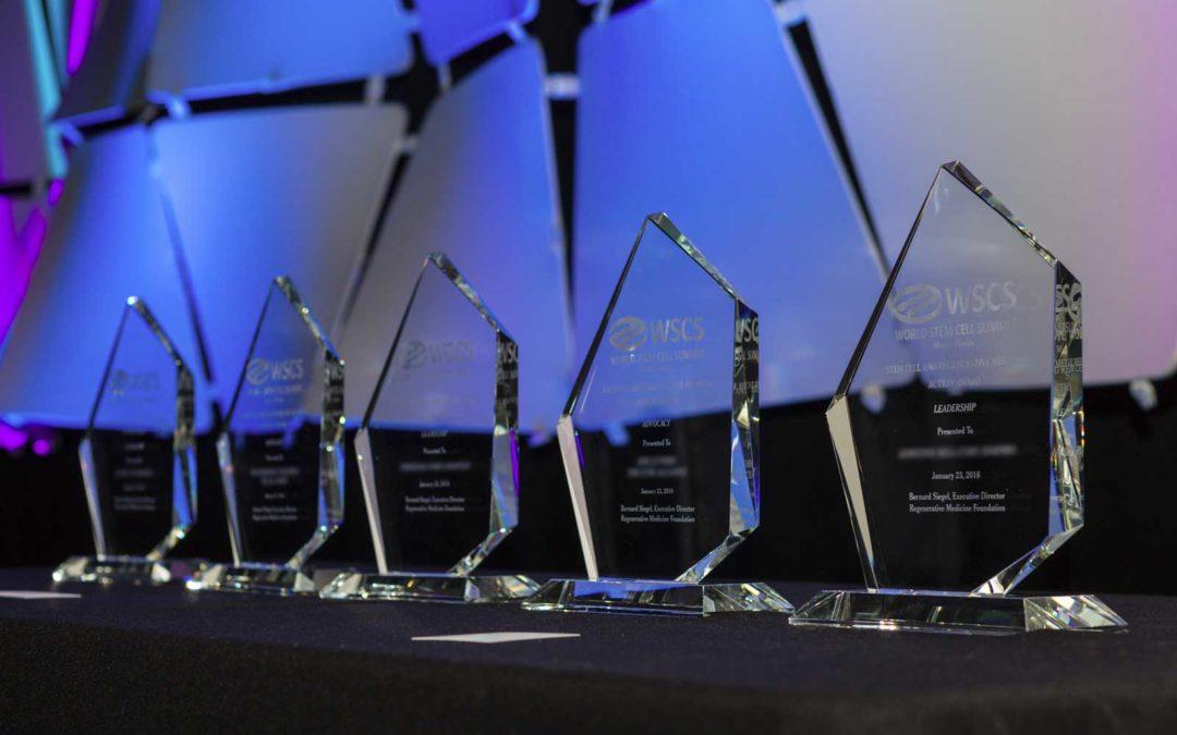 Regenerative Medicine and Stem Cell Action Awards