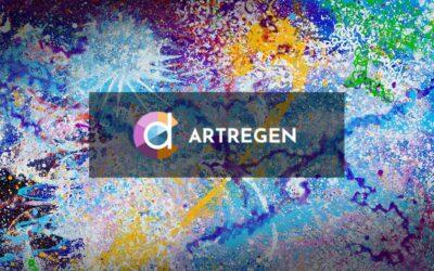 Artregen, Dr. Desirée Cox's Transformative Art Brand, To Be Featured In British Vogue's Summer Art Campaign